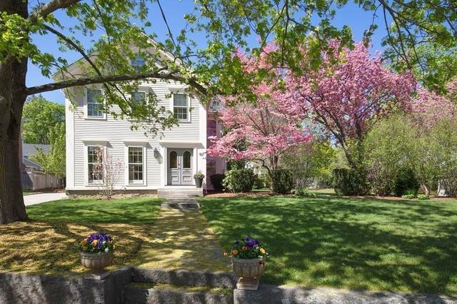 197 North Street, Hingham, MA 02043 (MLS #72827460) :: EXIT Cape Realty