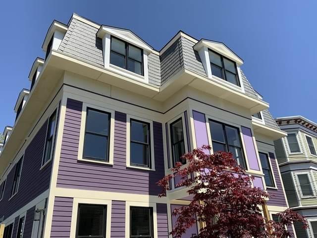 34 Dix St #3, Boston, MA 02122 (MLS #72827520) :: Westcott Properties