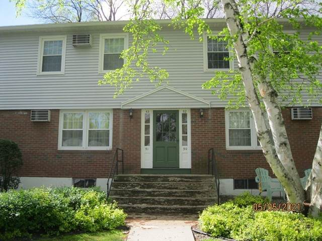 80 Brush Hill Ave #52, West Springfield, MA 01089 (MLS #72827572) :: Walker Residential Team