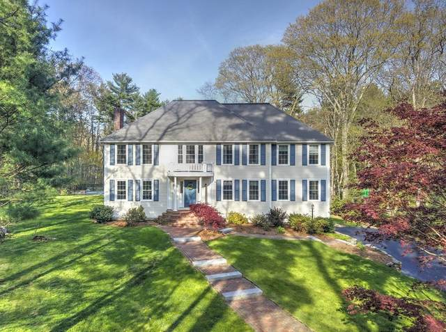 141 Carlton Ln, North Andover, MA 01845 (MLS #72827696) :: Boylston Realty Group