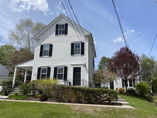 3 Littleton Rd B, Harvard, MA 01451 (MLS #72827897) :: Chart House Realtors