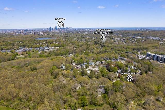 38 Malcolm Road, Boston, MA 02130 (MLS #72830021) :: EXIT Realty