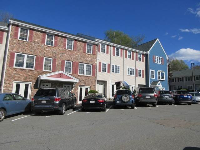 61 Fox Meadow Rd F, Leominster, MA 01453 (MLS #72830308) :: The Duffy Home Selling Team