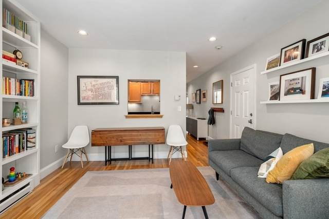 501 Columbus Ave #2, Boston, MA 02118 (MLS #72830831) :: Welchman Real Estate Group