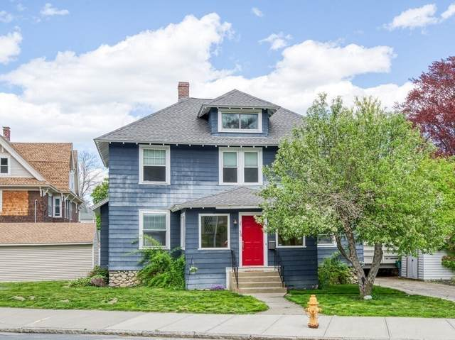 34 Franconia St, Worcester, MA 01602 (MLS #72831788) :: The Duffy Home Selling Team
