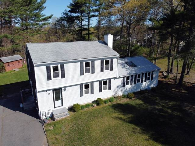 21 April Way, Plymouth, MA 02360 (MLS #72832125) :: Spectrum Real Estate Consultants