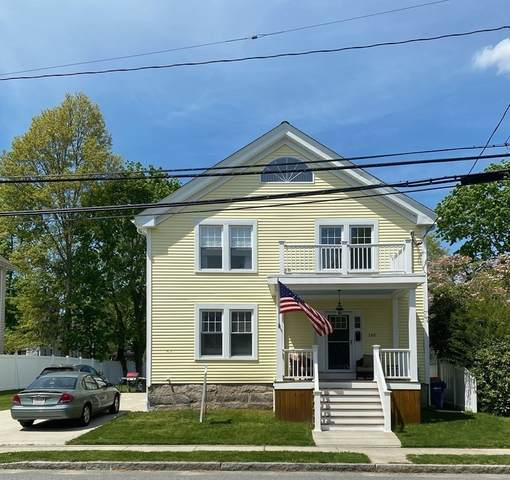 140 Green Street, Fairhaven, MA 02719 (MLS #72832346) :: Trust Realty One
