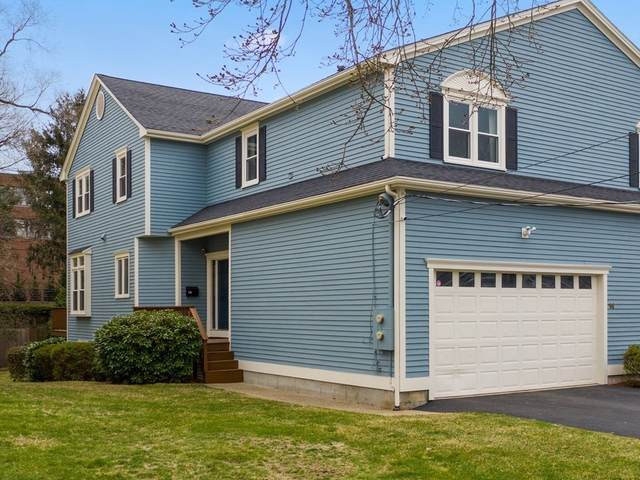14 Tanglewood Rd #14, Newton, MA 02459 (MLS #72832657) :: Trust Realty One