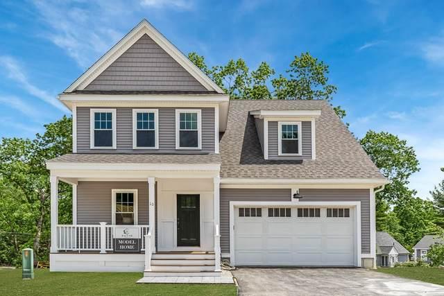 23 Carlisle Rd #10, Westford, MA 01886 (MLS #72834474) :: Welchman Real Estate Group