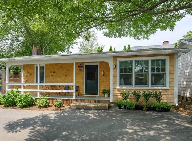 12 Mill St 17 - C, Edgartown, MA 02539 (MLS #72835429) :: RE/MAX Vantage