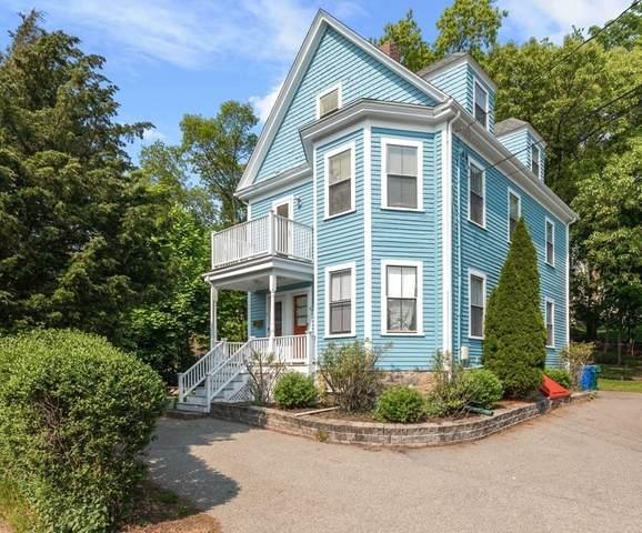 17 Chilton Place #17, Newton, MA 02464 (MLS #72836429) :: Spectrum Real Estate Consultants