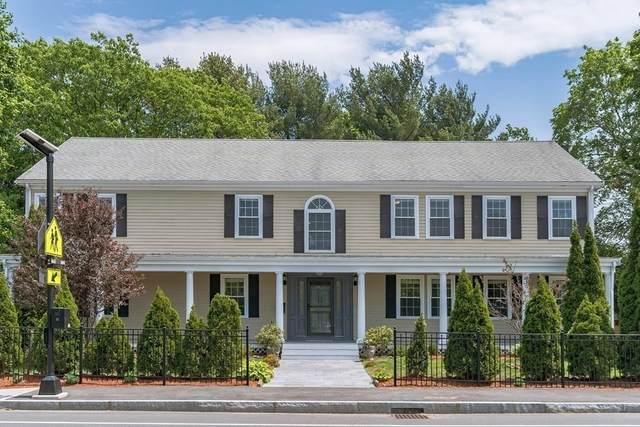 564 Central Ave, Needham, MA 02494 (MLS #72838877) :: Spectrum Real Estate Consultants