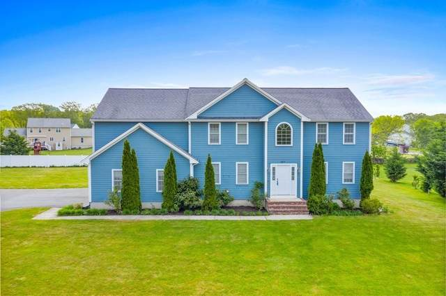 957 Tucker Rd, Dartmouth, MA 02747 (MLS #72838908) :: Welchman Real Estate Group