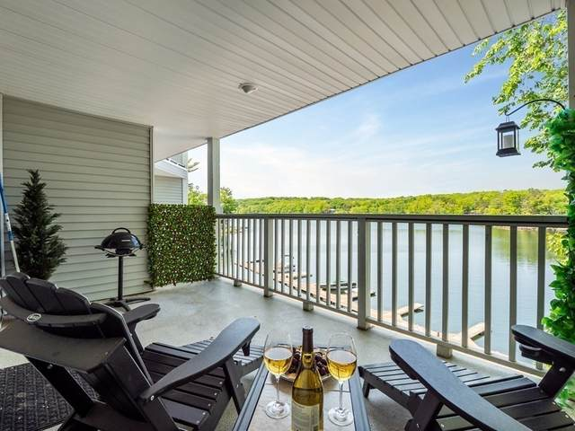 190 S Quinsigamond Ave #110, Shrewsbury, MA 01545 (MLS #72839601) :: The Duffy Home Selling Team