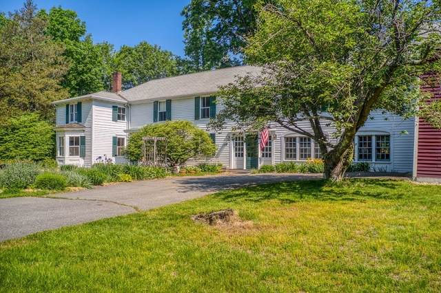 145 Center Road, Shirley, MA 01464 (MLS #72839909) :: Re/Max Patriot Realty