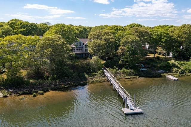 222 Acapesket Rd, Falmouth, MA 02536 (MLS #72840068) :: Maloney Properties Real Estate Brokerage