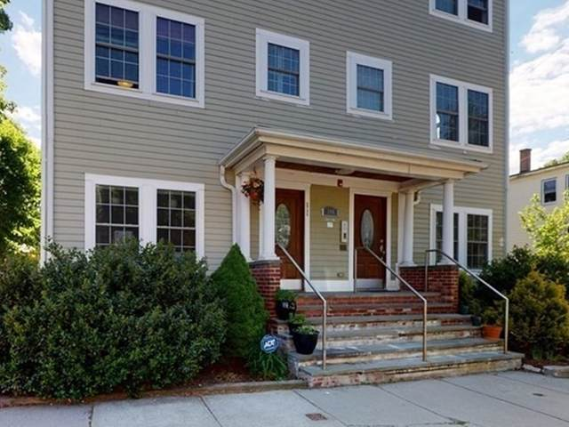 104 Woodstock St #3, Somerville, MA 02144 (MLS #72841444) :: Dot Collection at Access