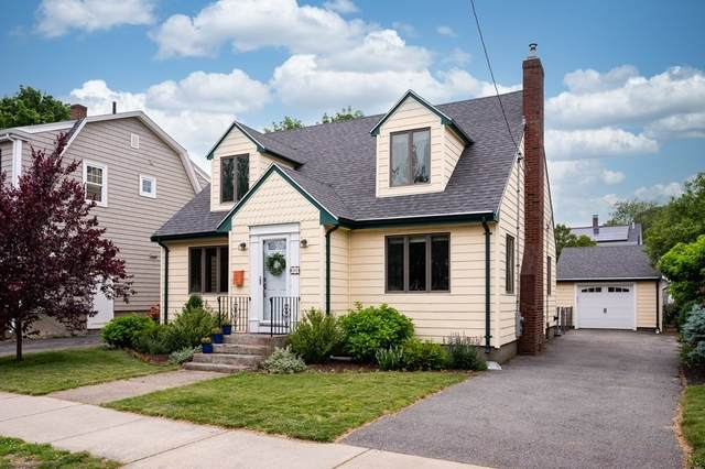41 Hobomack Road, Quincy, MA 02169 (MLS #72841509) :: Dot Collection at Access