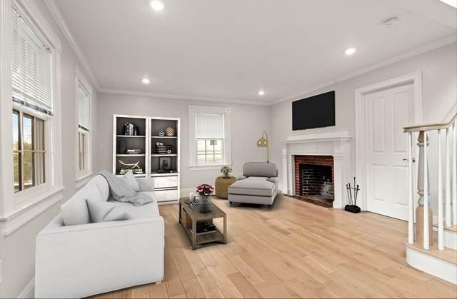 65 High Street #1, Newton, MA 02464 (MLS #72841571) :: Spectrum Real Estate Consultants