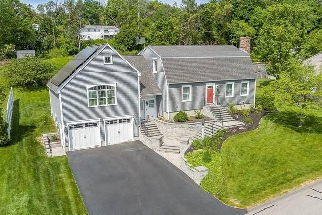 8 Old Farm Rd, Auburn, MA 01501 (MLS #72841751) :: Westcott Properties
