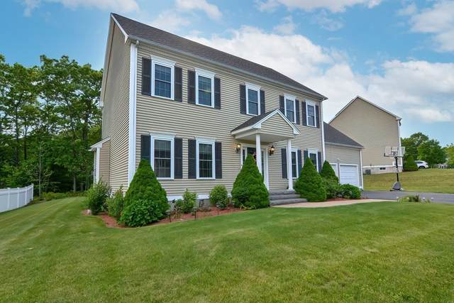 45 Shire Way, Plainville, MA 02762 (MLS #72842173) :: Chart House Realtors