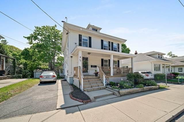 36 Oak St, Plymouth, MA 02360 (MLS #72842223) :: Westcott Properties