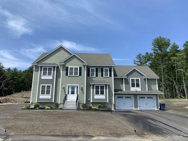 46 Fieldstone Lane, Billerica, MA 01821 (MLS #72842330) :: Westcott Properties