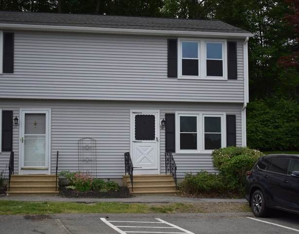 270 Sunderland Rd #38, Worcester, MA 01604 (MLS #72842574) :: The Duffy Home Selling Team