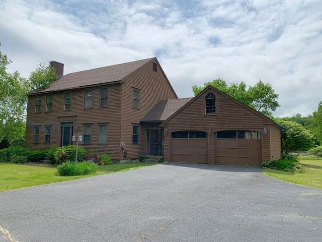 454 Turners Falls Road, Montague, MA 01351 (MLS #72843326) :: Dot Collection at Access