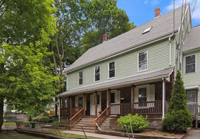 28 Elliot Place #28, Newton, MA 02464 (MLS #72843601) :: Home And Key Real Estate