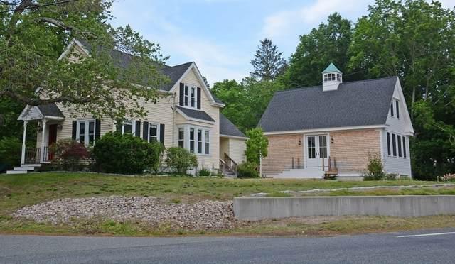 166 Jewell St, Mansfield, MA 02048 (MLS #72843875) :: Chart House Realtors