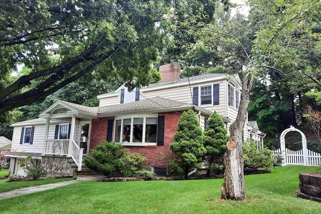8 Blossom Hill Road, Winchester, MA 01890 (MLS #72845971) :: EXIT Realty