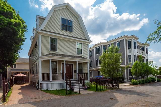 14 Kent Court, Somerville, MA 02143 (MLS #72846985) :: Conway Cityside