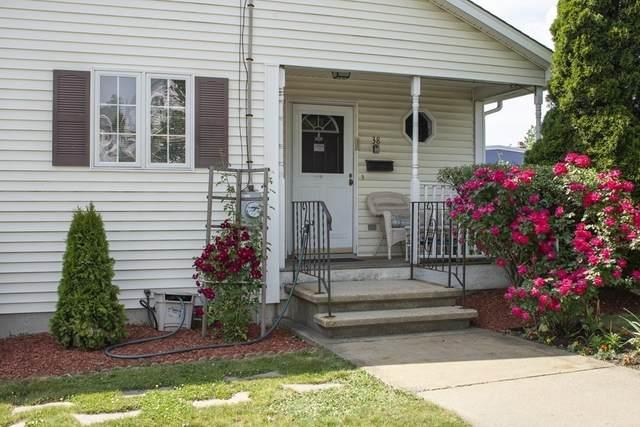 38 Harris St., Peabody, MA 01960 (MLS #72847614) :: Alfa Realty Group Inc