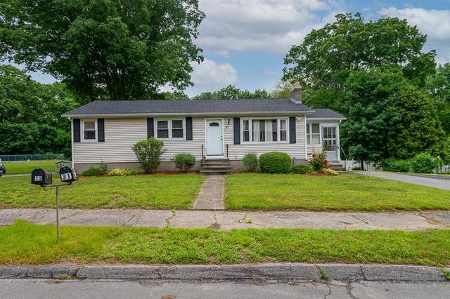 31 Tanager Drive, Shrewsbury, MA 01545 (MLS #72847980) :: The Duffy Home Selling Team