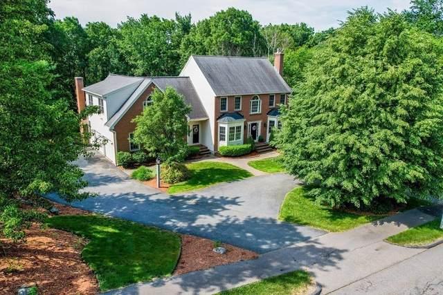 16 Bridle Path, Shrewsbury, MA 01545 (MLS #72848164) :: The Duffy Home Selling Team