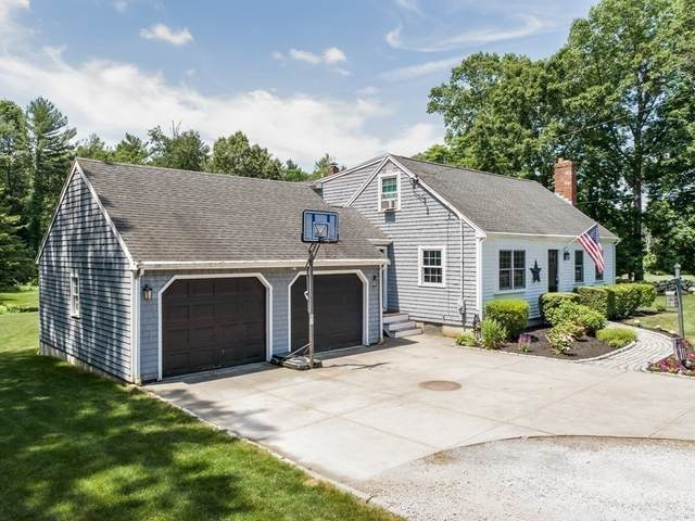 109 Mount Blue Street, Norwell, MA 02061 (MLS #72848186) :: EXIT Cape Realty