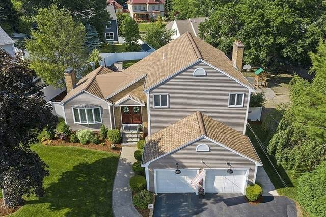 7 Mansion Road, Wakefield, MA 01880 (MLS #72848191) :: EXIT Cape Realty