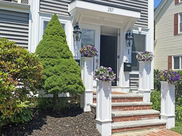 287 Cherry Street, Newton, MA 02465 (MLS #72848205) :: EXIT Cape Realty