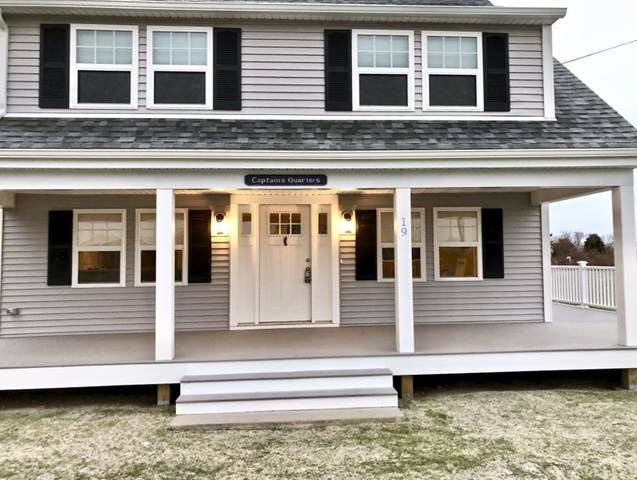 19 Lower County Rd, Dennis, MA 02639 (MLS #72849672) :: Dot Collection at Access