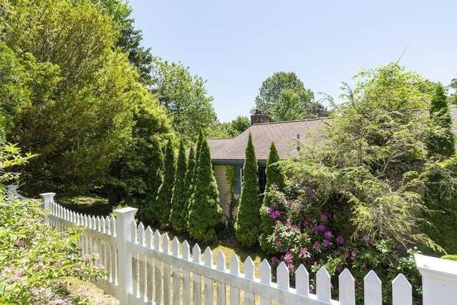 455 Old Queen Anne Rd., Chatham, MA 02633 (MLS #72850119) :: EXIT Cape Realty