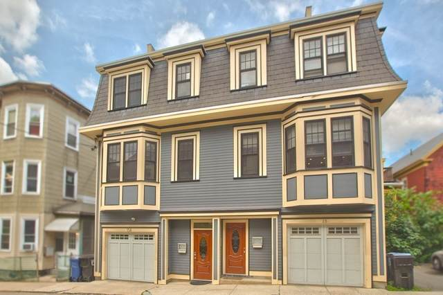 15 Eldora Street 15A, Boston, MA 02120 (MLS #72850241) :: Dot Collection at Access