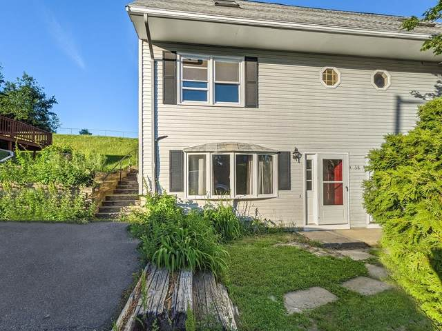 58-A Timrod Drive A, Worcester, MA 01603 (MLS #72850427) :: Chart House Realtors