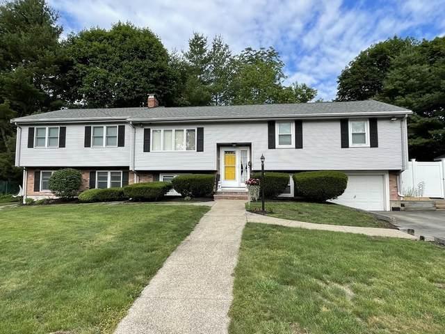22 Jordan Cir, Braintree, MA 02184 (MLS #72850448) :: Spectrum Real Estate Consultants
