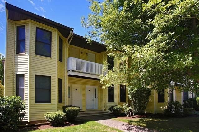 34 Winter Street Ub2, Waltham, MA 02451 (MLS #72850789) :: East Group, Engel & Völkers