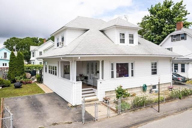 16 Fayette Pl, Taunton, MA 02780 (MLS #72851754) :: RE/MAX Vantage