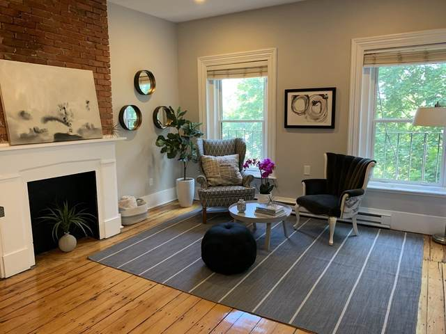 668 Tremont St #6, Boston, MA 02118 (MLS #72851789) :: The Gillach Group