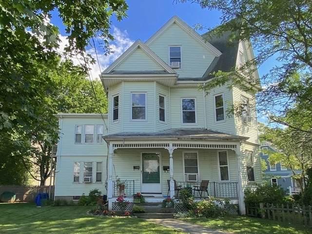 192 Auburndale Ave, Newton, MA 02466 (MLS #72852003) :: Spectrum Real Estate Consultants