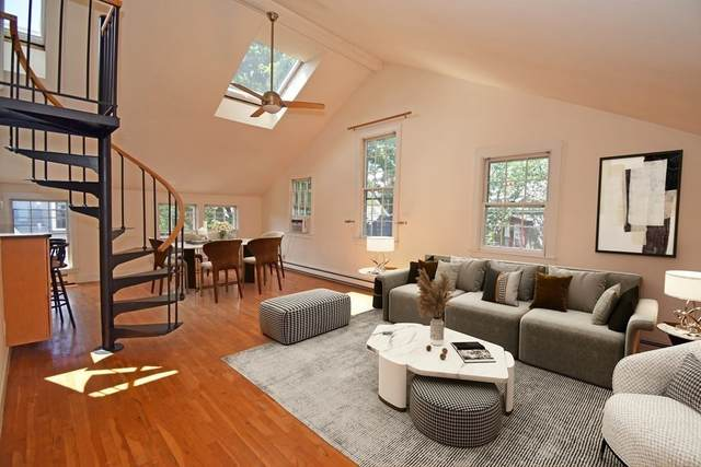 109 River Street 3A, Cambridge, MA 02139 (MLS #72852011) :: Trust Realty One