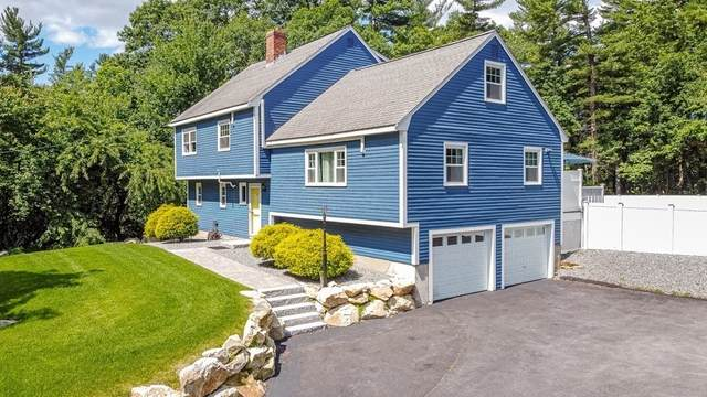 11 Carriage Hill Rd, Andover, MA 01810 (MLS #72852159) :: Team Tringali